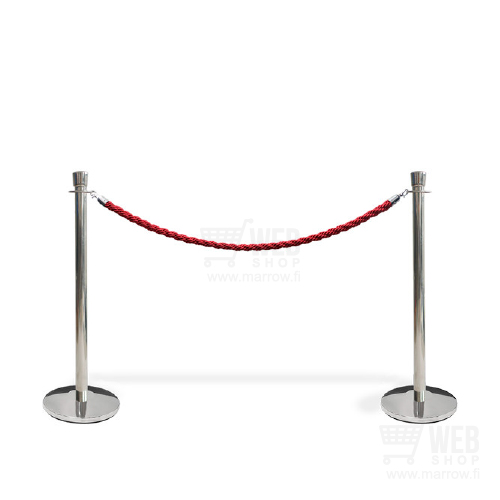 Quick-Up Rope Barrier