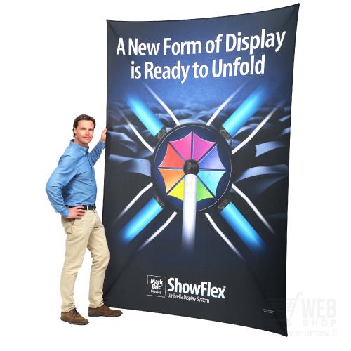 ShowFlex – mobiili messuständi