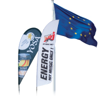 Liput / Beach Flag