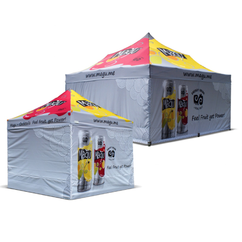 Mitkotent Pop-Up teltat