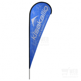 Drop Banner M - Heavy-Duty BeachFlag