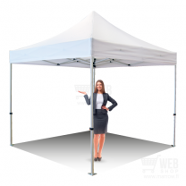 Quick-Up Gazebo - Classic 3x3 m pop-up teltta.