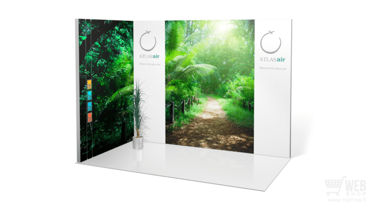 ISOframe Fabric Lightbox Stand